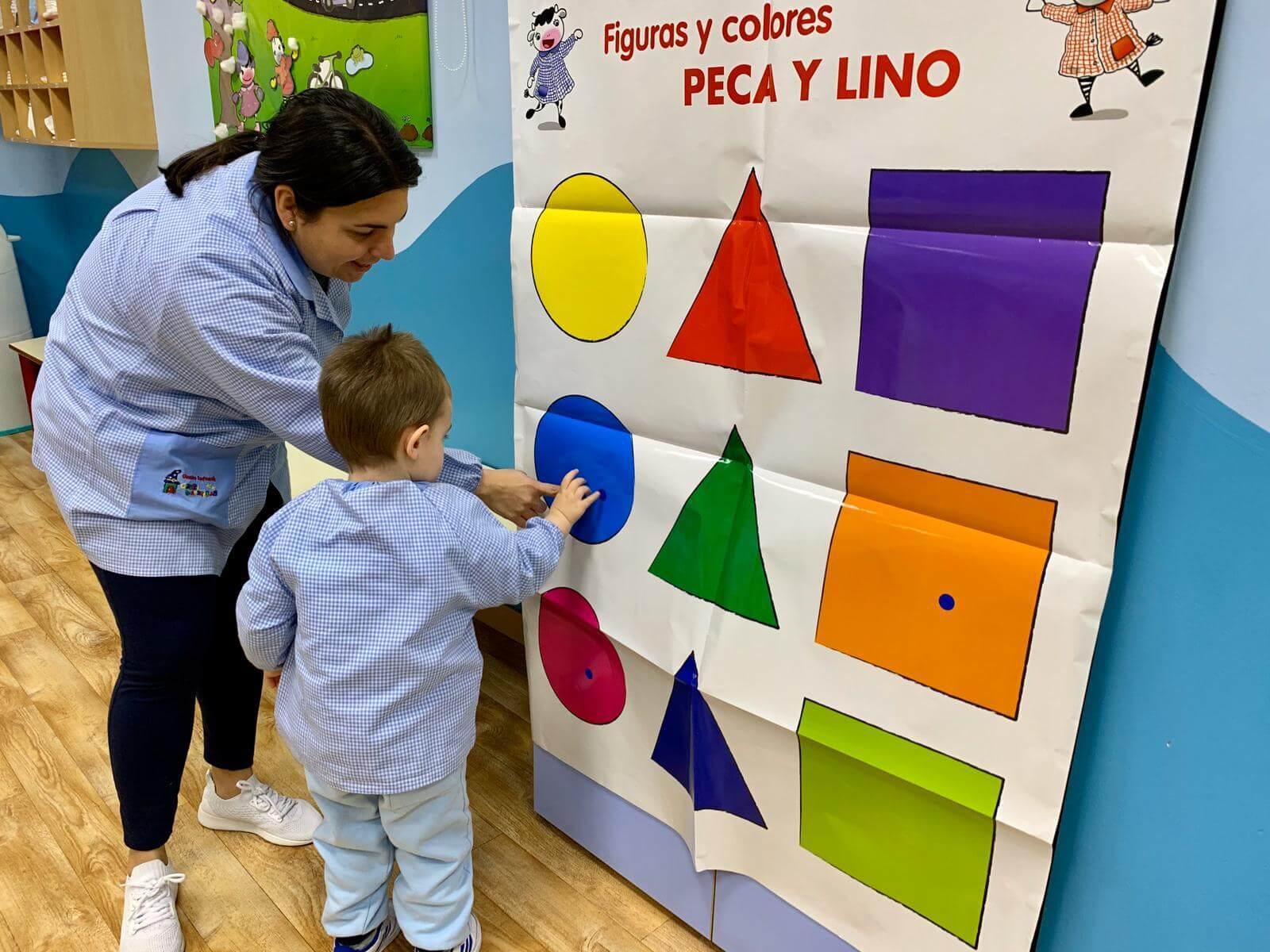proyecto educativo escuela infantil